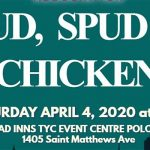 2020 MBIA Bud Spud and Chicken!