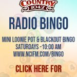 Radio Bingo on NOW Country!