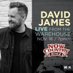 NOW Live: David James
